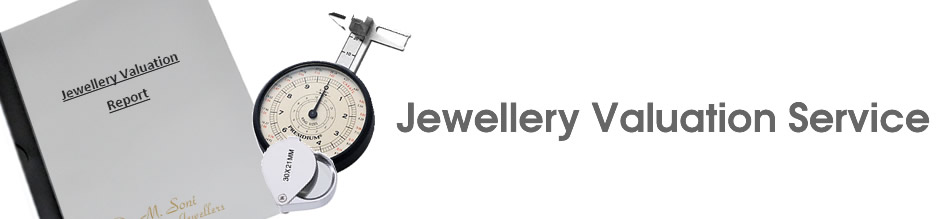 Jewellery Valuation Service